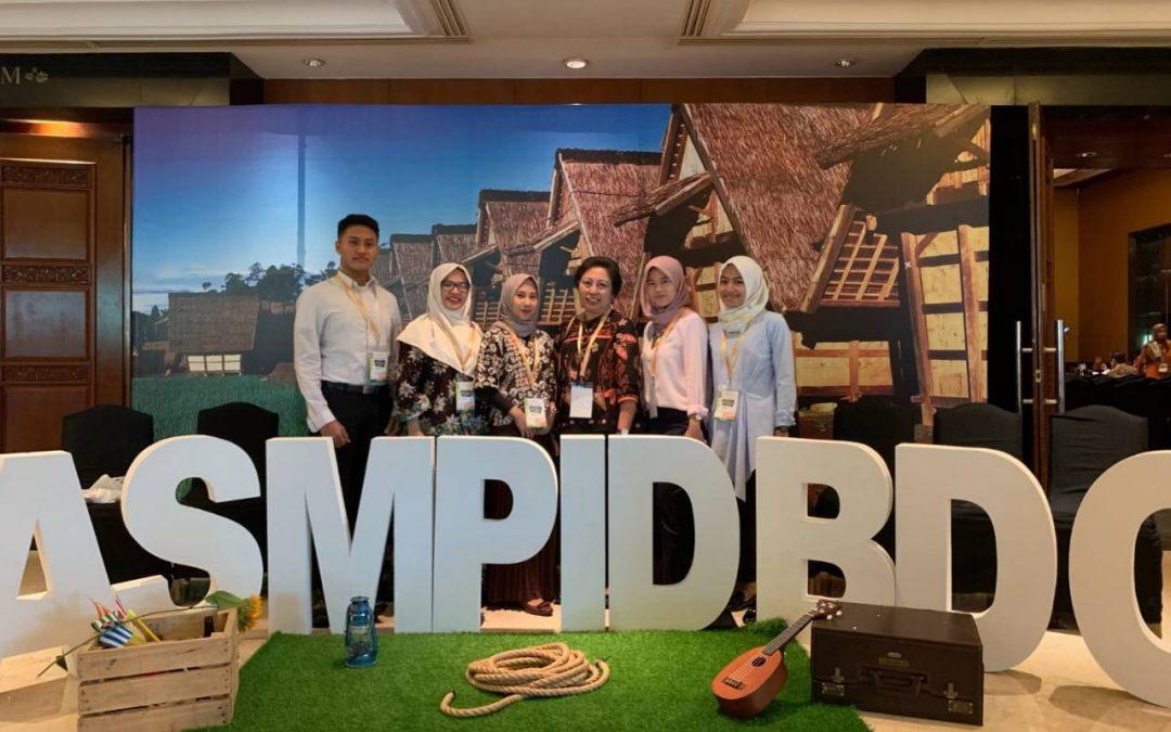Mahasiswa FK UIN Jakarta Berperan Aktif pada AIMPID dan IDDW 2019