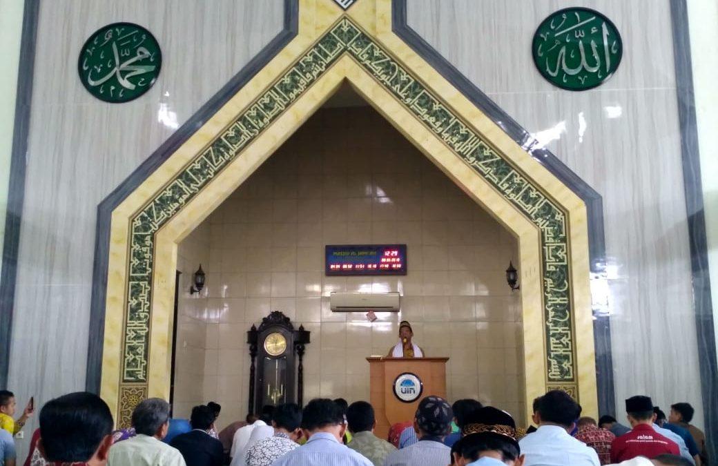 Kultum Ramadlan: Shalat Merupakan Charging Power Ketakwaan Kita pada Allah