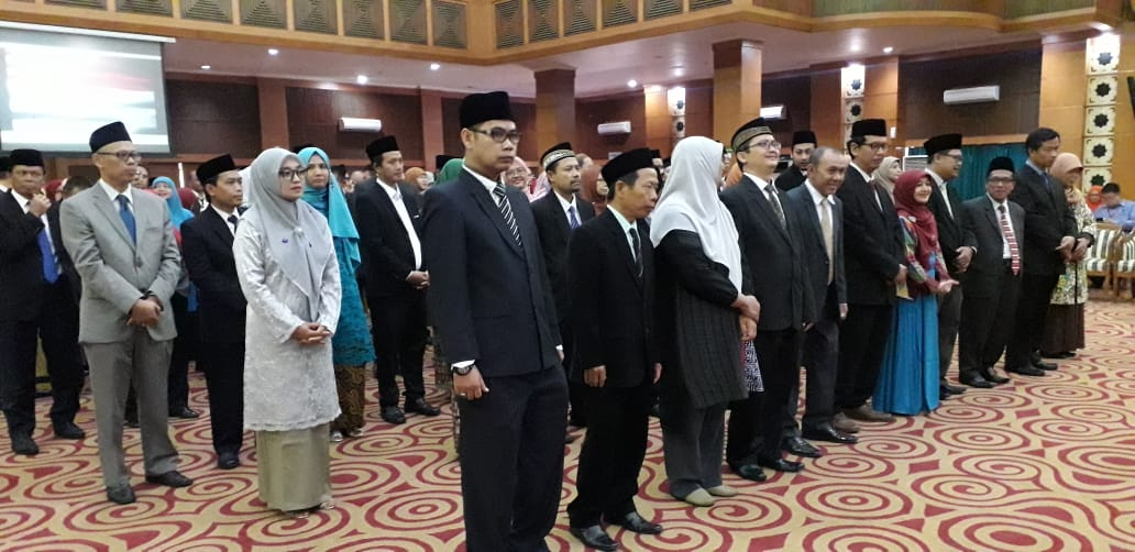 Inilah Para Wakil Dekan 12 Fakultas UIN Jakarta