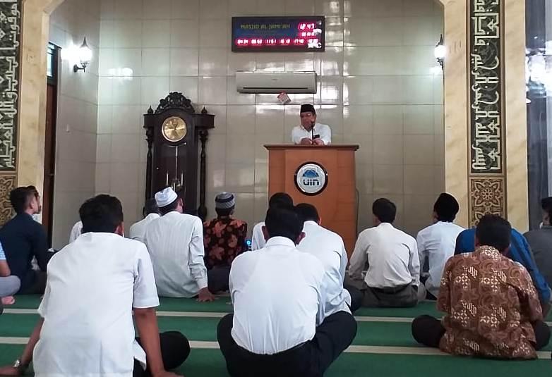 Prof. Said Sampaikan Ceramah Keislaman Ramadhan