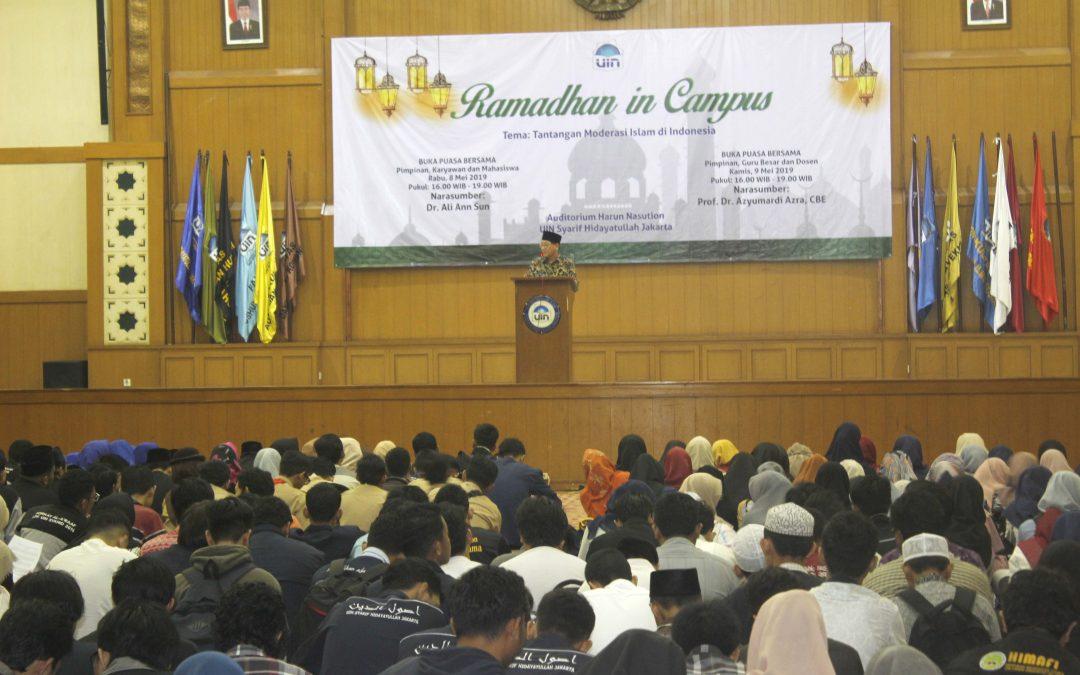 Ali Sun An Geun Berbagi Pengalaman Kuliah