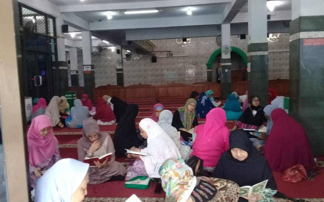 Dharma Wanita UIN Jakarta Gelar Kegiatan Ramadhan
