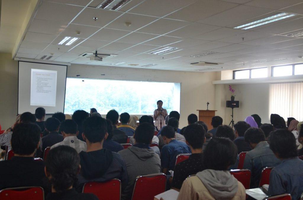 FISIP UIN Jakarta Gelar Kuliah Umum Feminisme Perempuan dan Politik