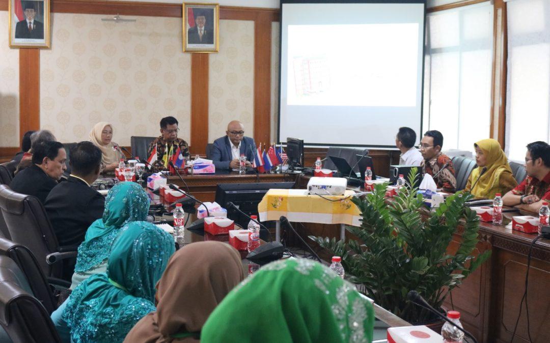Delegasi Bangsamoro Pelajari Pendidikan Islam di UIN Jakarta