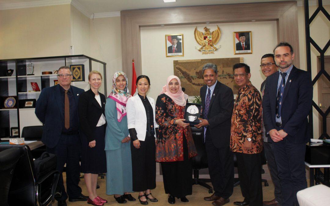 UIN Jakarta-Universitas Southampton Jajaki Kerja sama