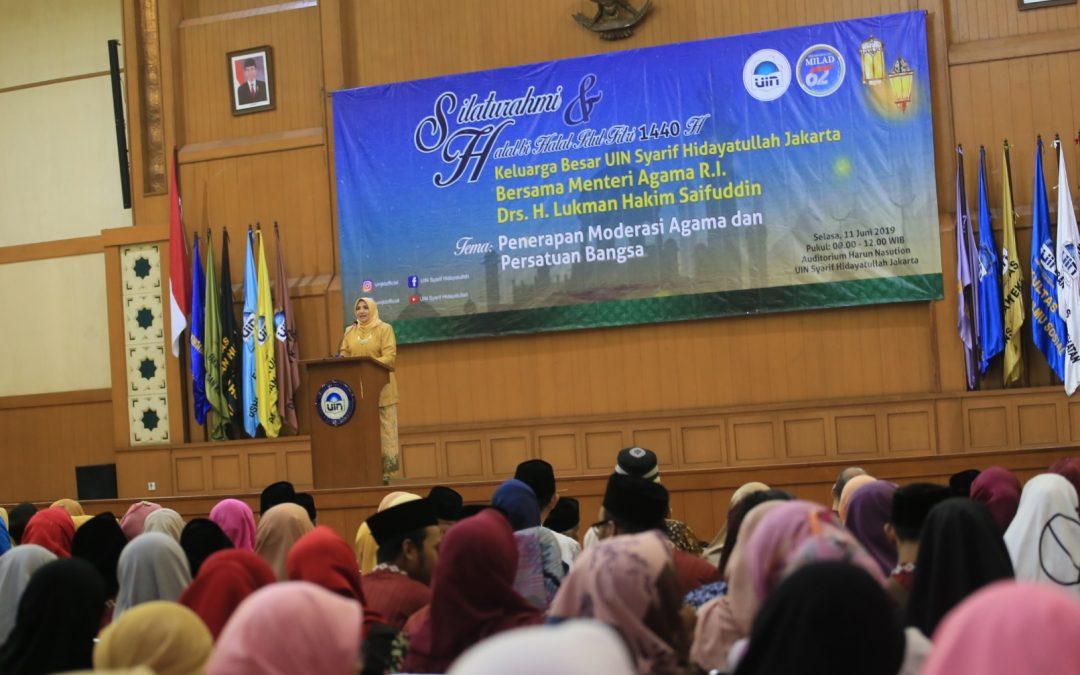 Rektor: Islam Jaya dengan Kebersamaan dan Persatuan