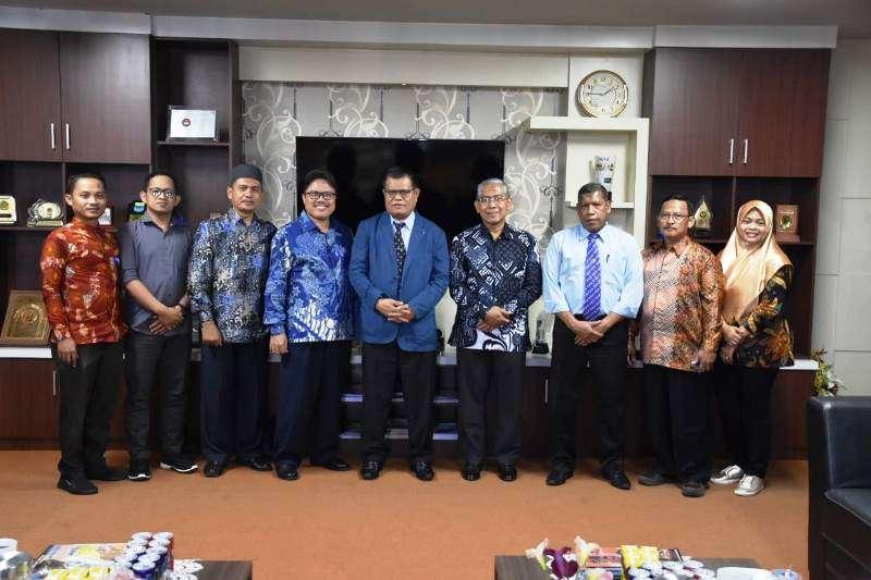 UIN Jakarta Benchmarking ke Universitas Negeri Makasar