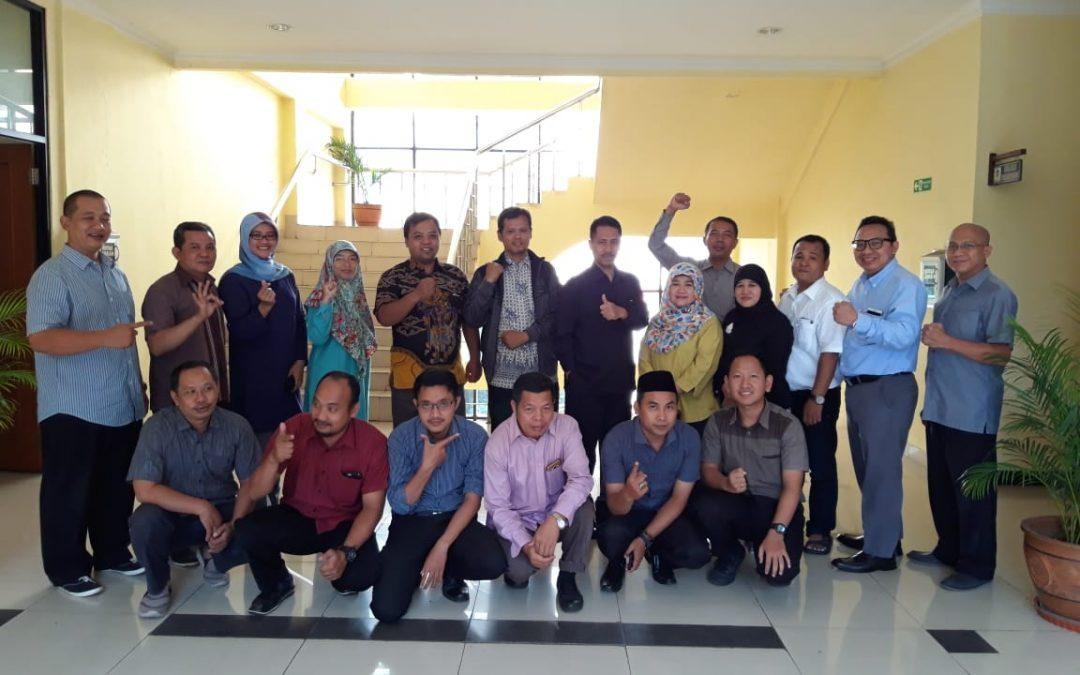 Itjen Sidak Kehadiran Pegawai UIN Jakarta