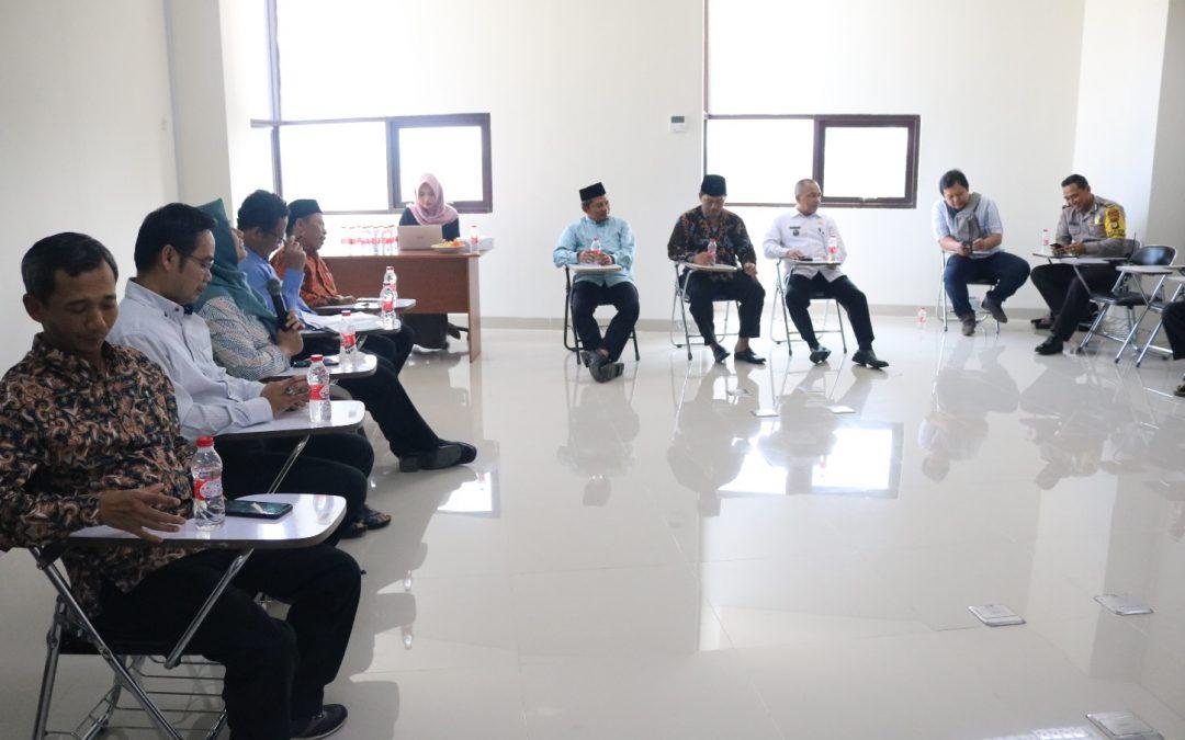 Tomas Usulkan Nama UIN Bojongsari untuk Gedung PPG UIN Jakarta