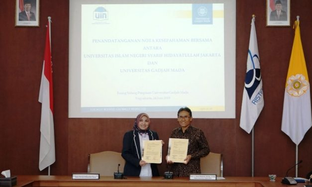 UIN Jakarta and UGM agree to strengthen their academic cooperation