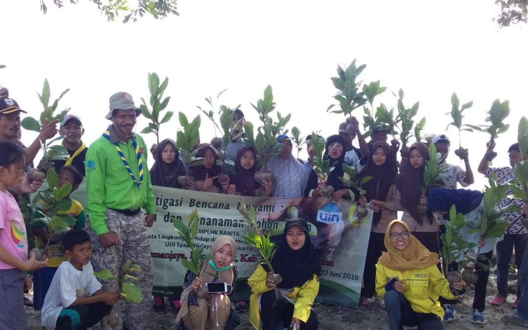 KMPLHK RANITA UIN Jakarta holds socialization on disaster mitigation