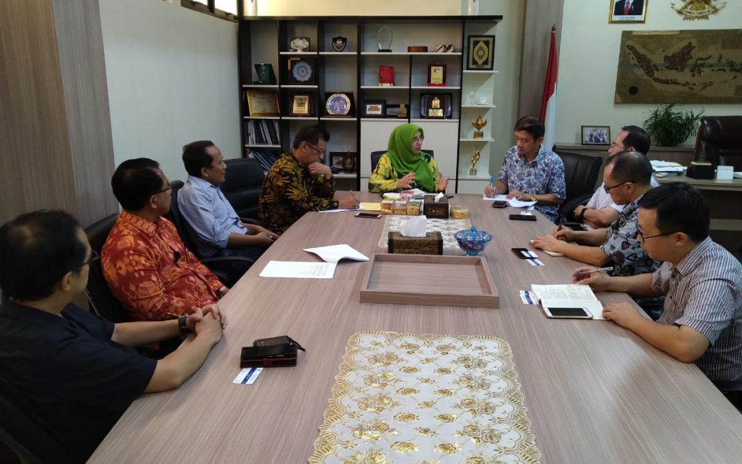 Guangdong Institute of Ethnic and Religious Studies delegation visit UIN Jakarta