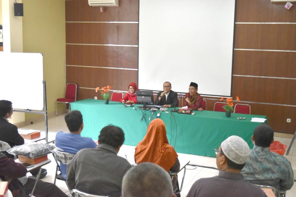 SPs UIN Jakarta Lepas 20 Sarjana Program Doktor
