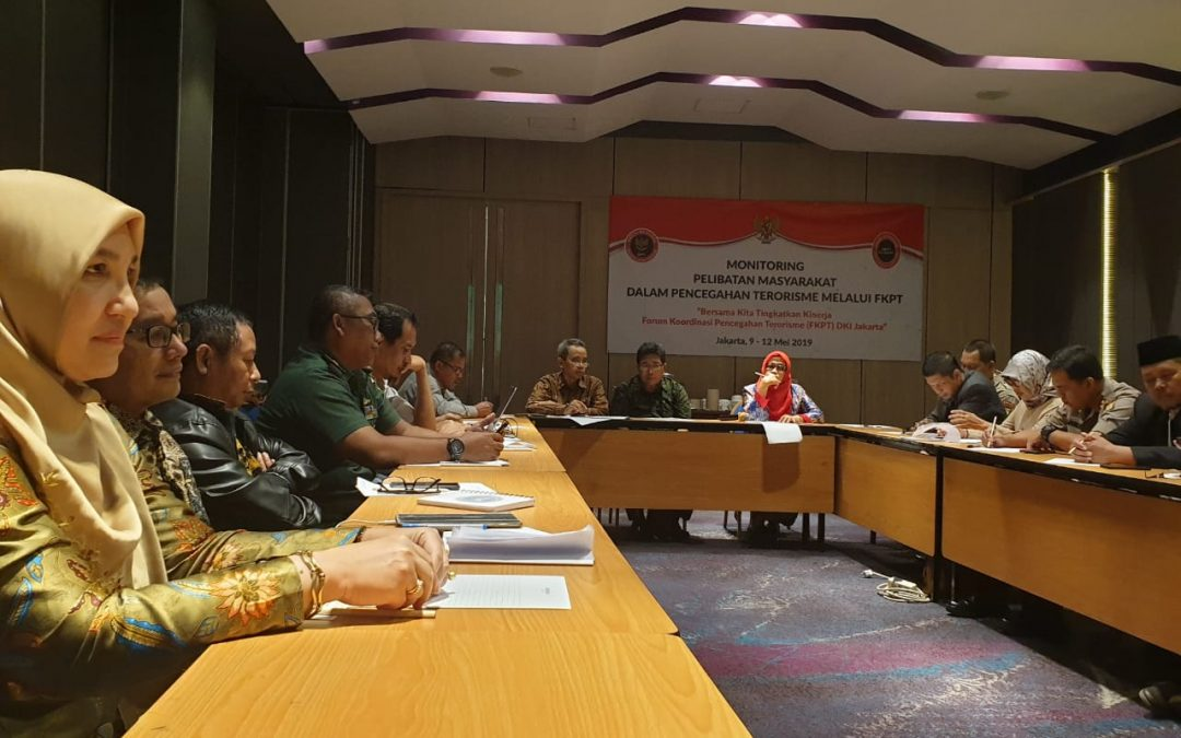UIN Jakarta is ready to synergize with various elements to prevent acts of terrorism