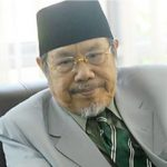 The Former Minister of Religious Affairs, KH M Tholchah Hasan, Passed Away