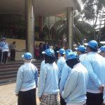 Rector sends PIONIR contingent to Malang