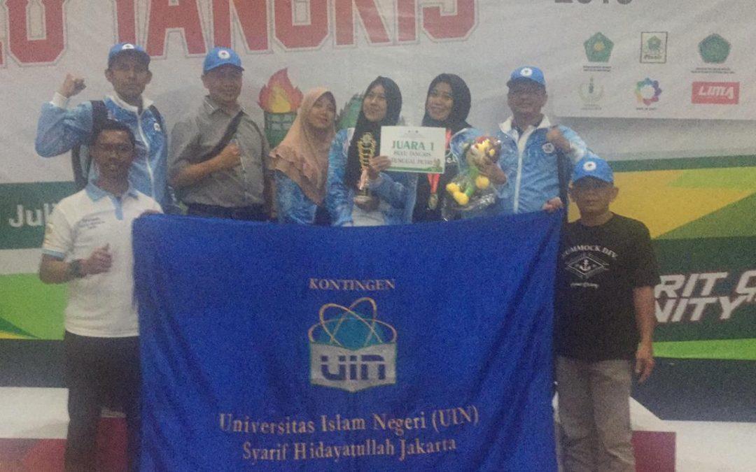 UIN Jakarta Raih 6 Medali