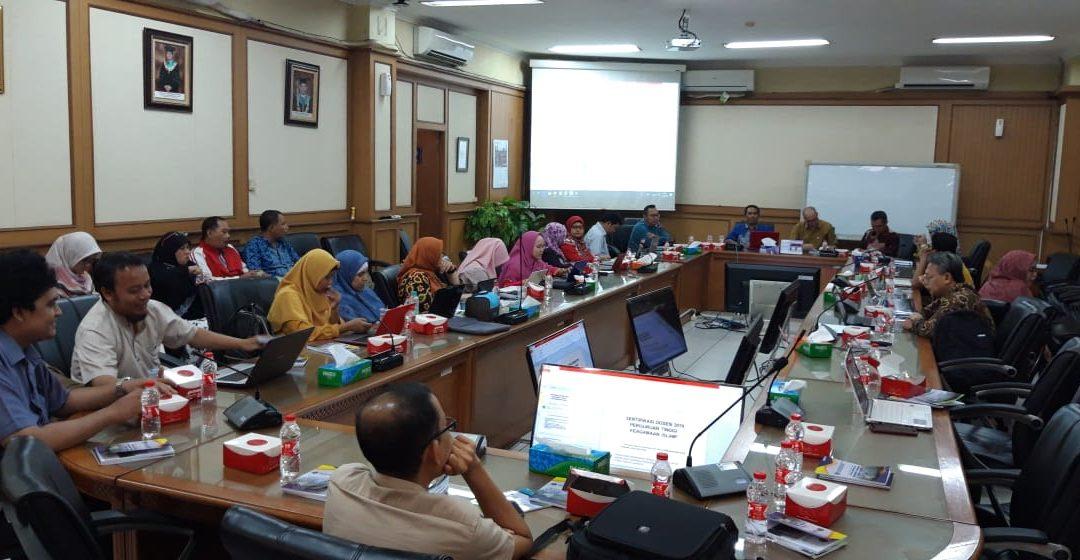 OKP UIN Jakarta Berikan Bimtek Pengisian Aplikasi Serdos 2019