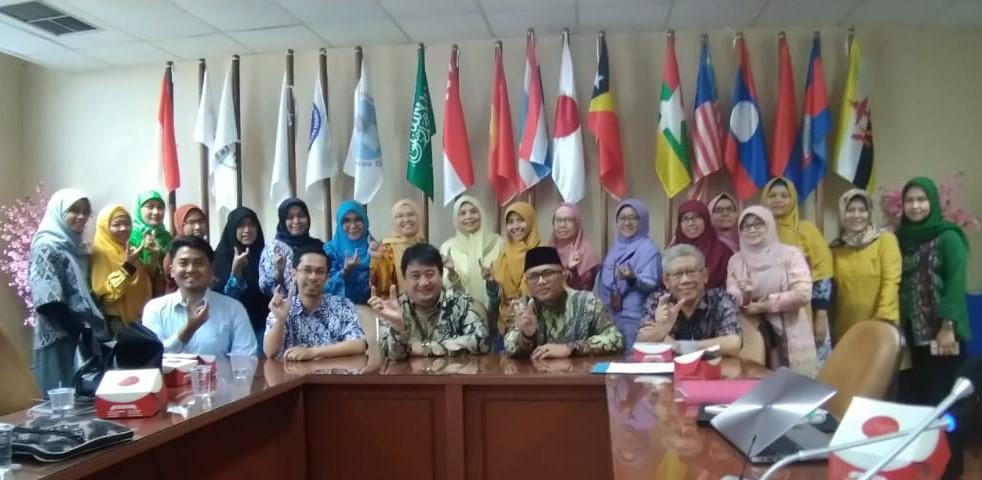 FK UIN Jakarta Gelar Rapat Bersama Dengan Direktur PTKI
