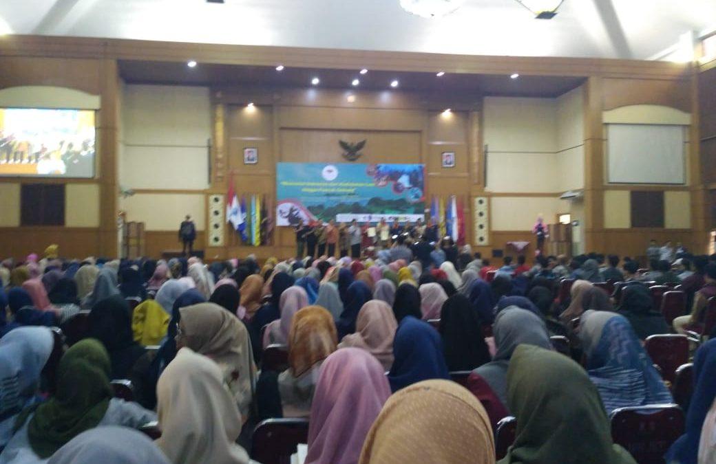 PB POSSI Gelar Seminar dan Sosialisasi Kemaritiman di UIN Jakarta