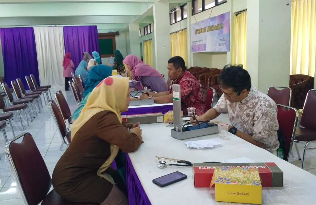 PSGA UIN Jakarta holds cervical cancer early detection program