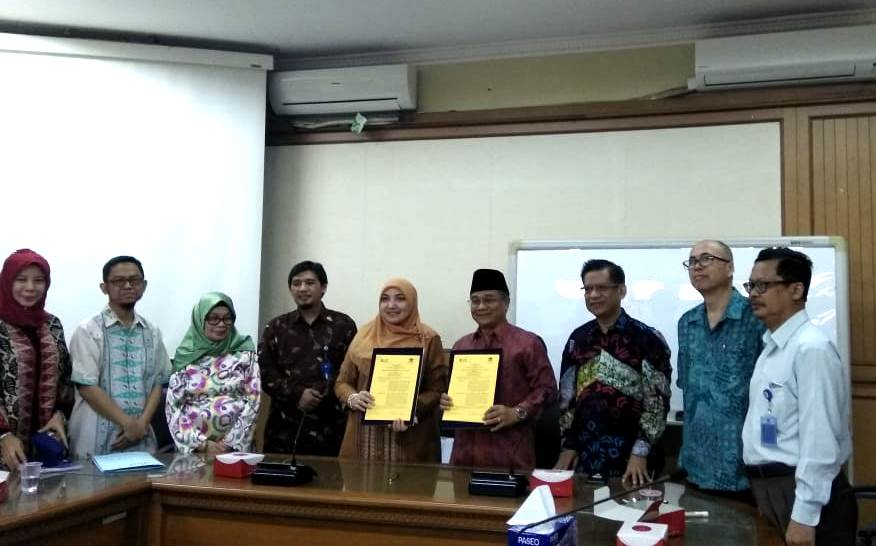 Universitas Al Azhar Indonesia Jalin Kerja sama Dengan UIN Jakarta