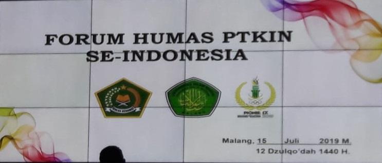 Forum Humas PTKIN Sukseskan Pionir IX