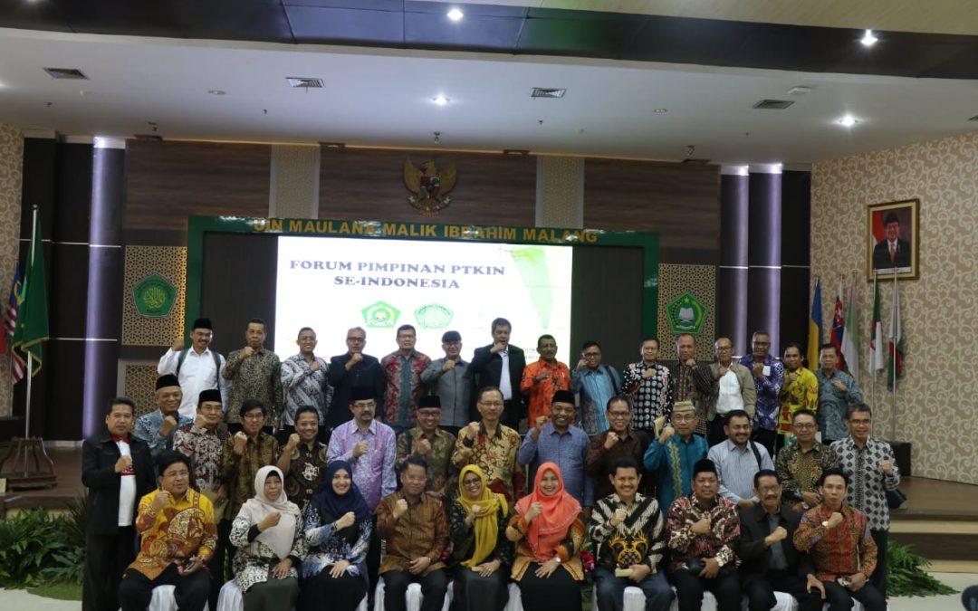 Program Akselerasi Guru Besar di Forum Rektor