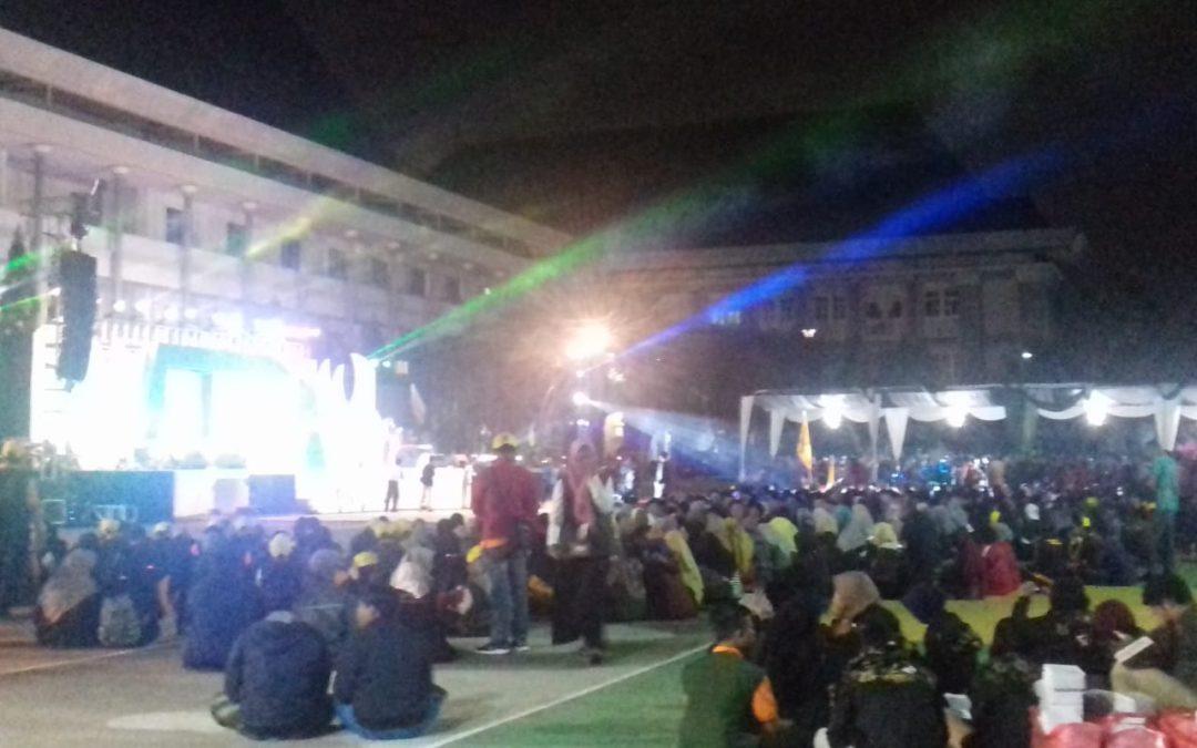 Pionir IX PTKIN Ditutup, UIN Malang Juara Umum