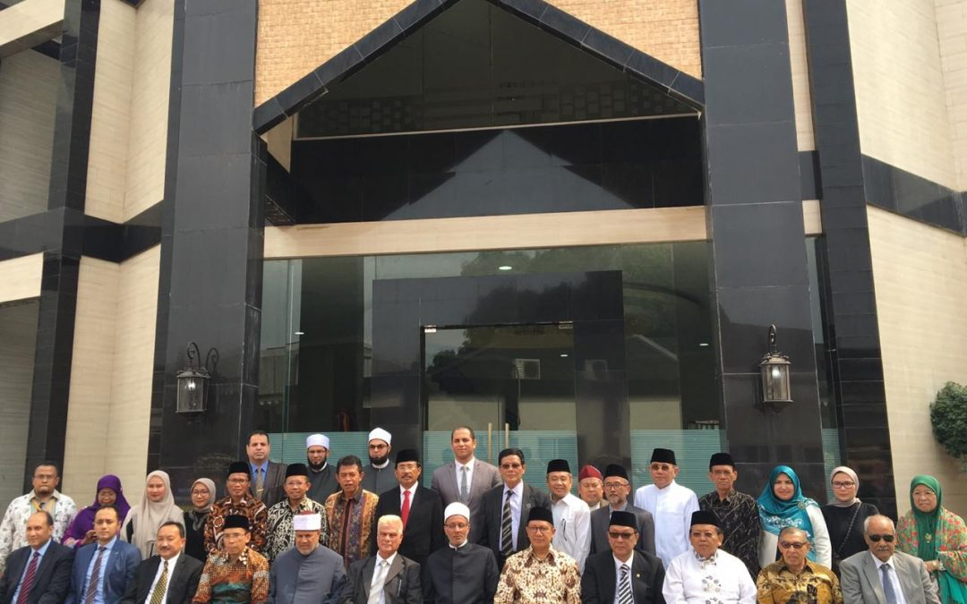 Rector: Egypt and Al-Azhar University Have Assisted Indonesia in developing Islamic Studies