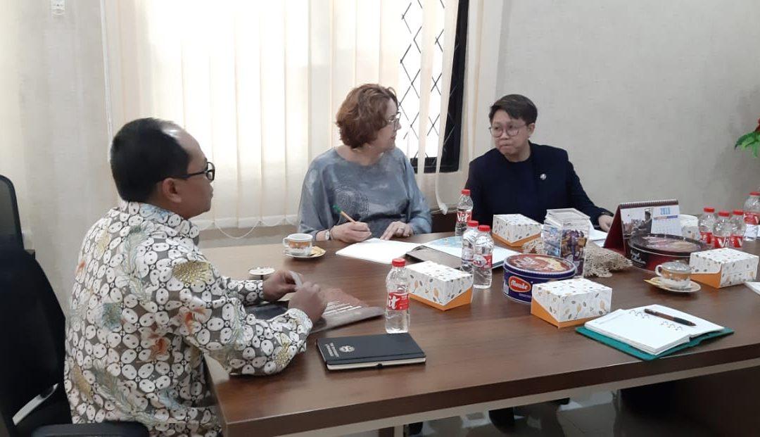 UE Skotlandia-SPs UIN Jakarta Kembangkan Kajian Islam