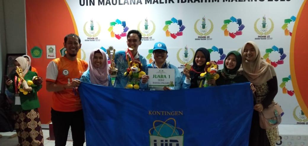 Faisal dan Bazlin Sukses Rais Emas di PIONIR 2019