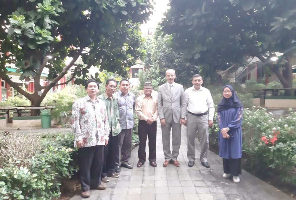 The Istanbul Sabahattin Zaim University offers cooperation to SPs UIN Jakarta