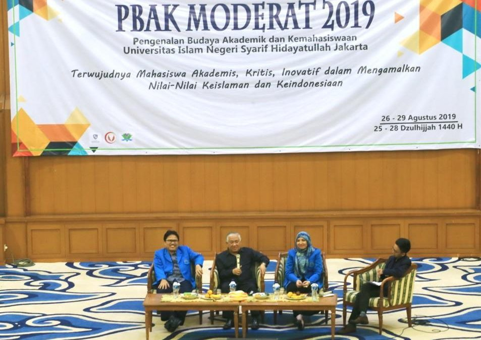 Din Syamsudin: Students must uphold tolerance towards others