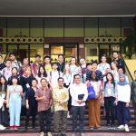 AIESEC Global Volunteer Delegation Visits UIN Jakarta