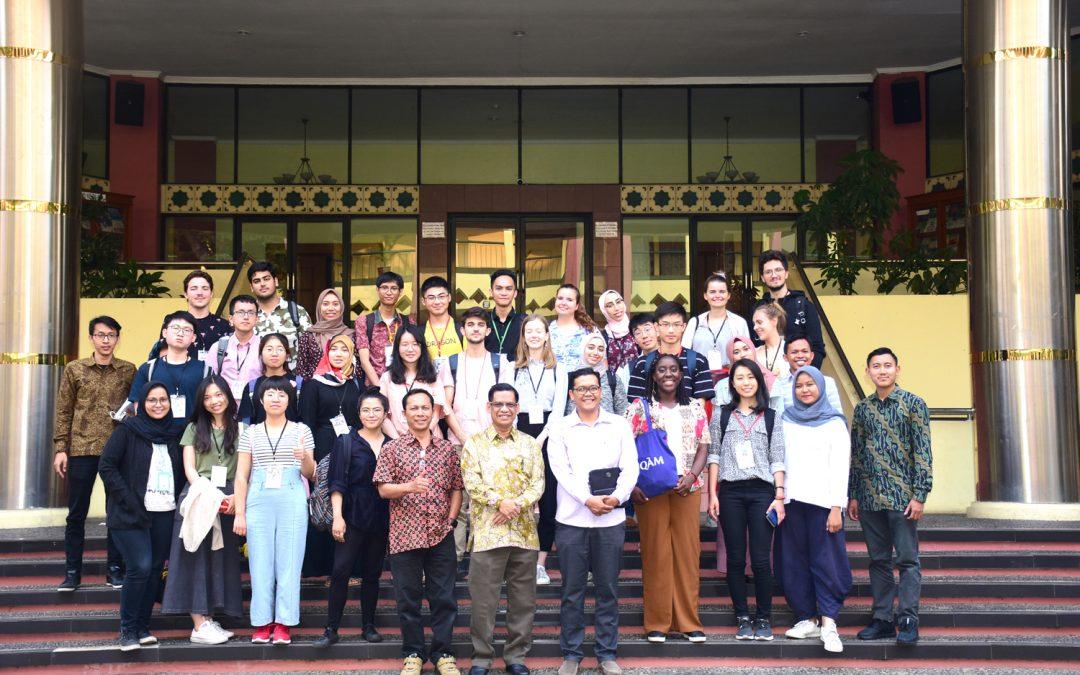 UIN Jakarta Terima Tamu Delegasi Global Volunteer AIESEC