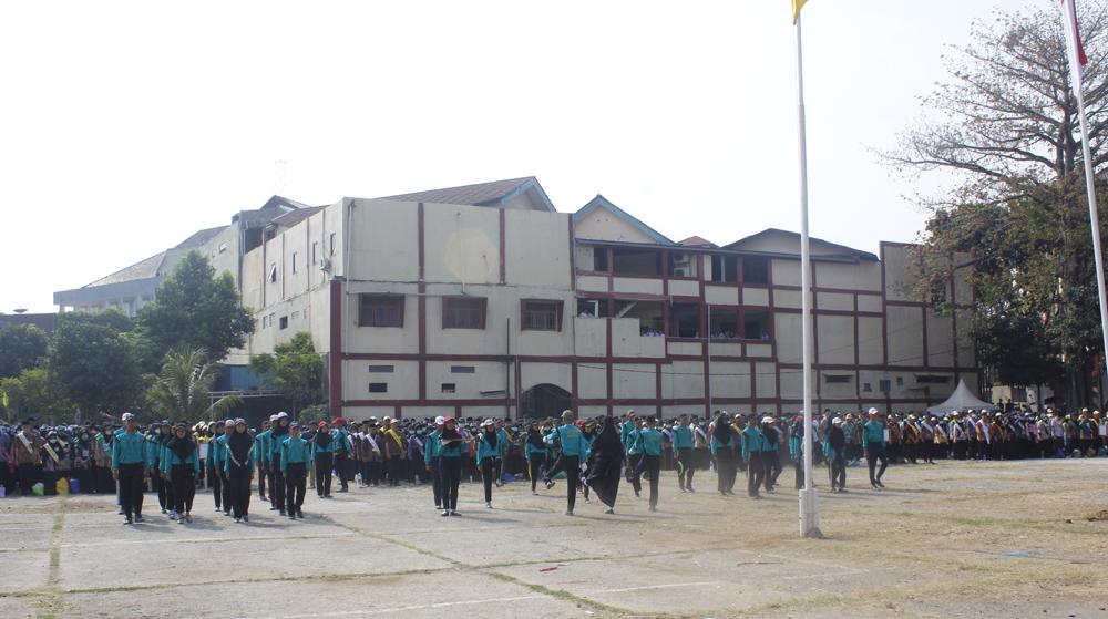 6.000 Mahasiswa Baru Ikuti Gladi Bersih PBAK 2919