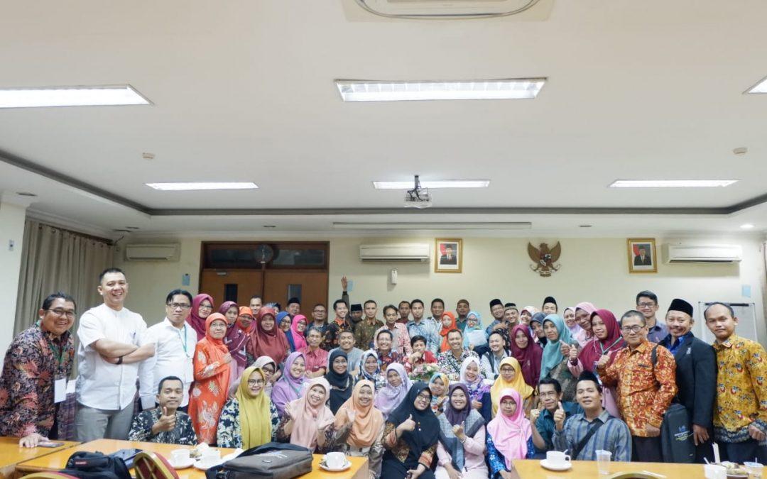 Penguatan Kelembagaan PGMI Indonesia Menghadapi Revolusi Industri