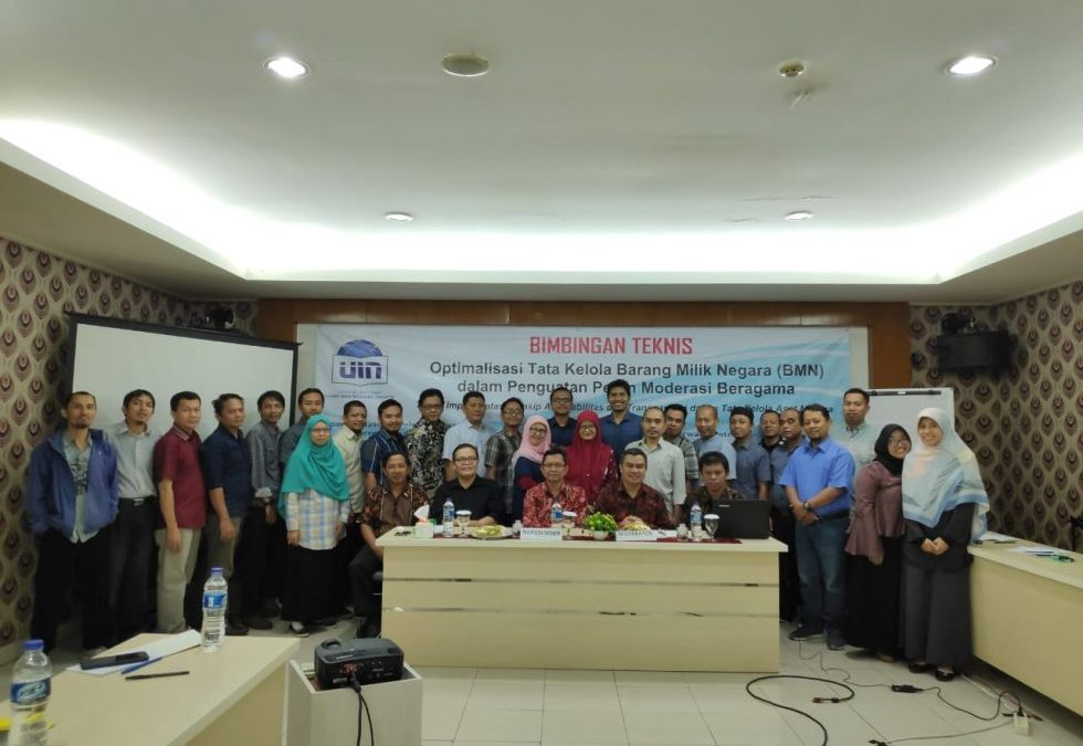 UIN Jakarta committed to improving the quality of BMN management