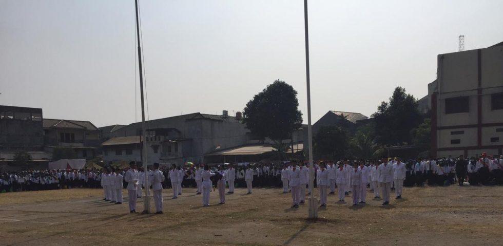 Rector Officiated PBAK 2019