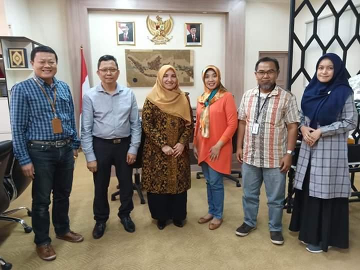 BRI Syariah BSD Jajaki Kerja Sama dengan UIN Jakarta