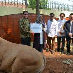 Academic community of UIN Jakarta celebrate Eid al-adha