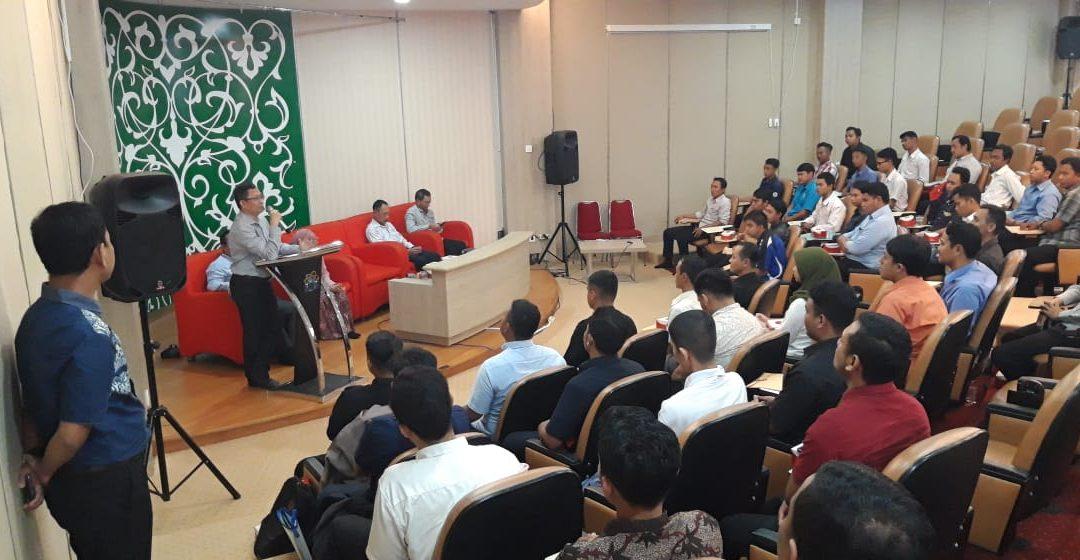 15 PTT Baru Ditempatkan di Gedung PPG Bojongsari