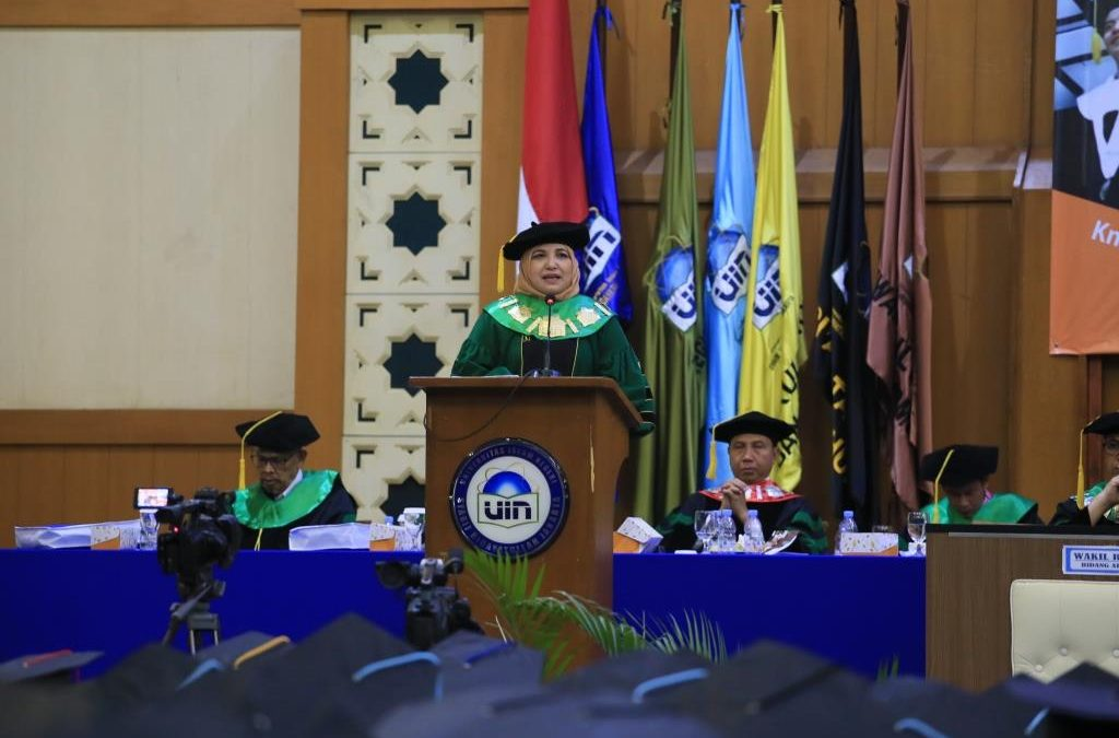 UIN Jakarta Gelar Wisuda Sarjana Ke-113