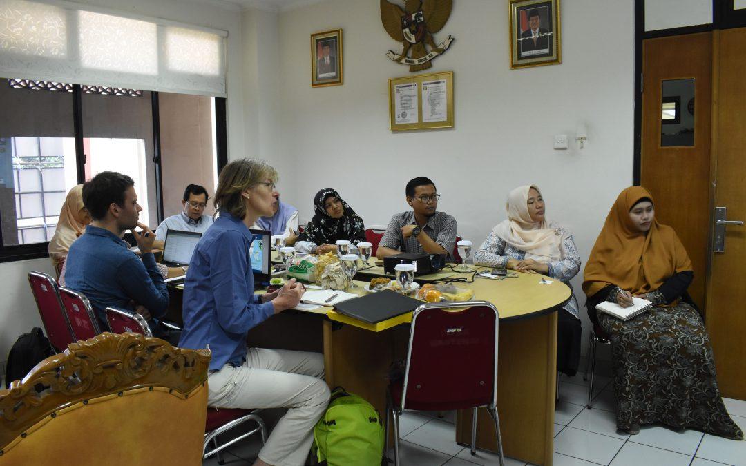 Goettingen University German Jalin Kerjasama dengan FITK UIN Jakarta