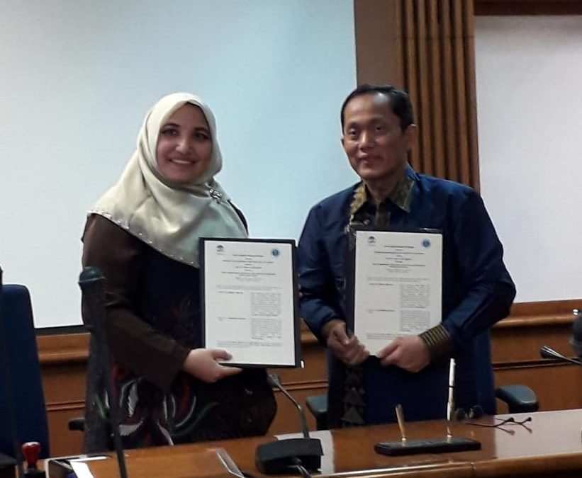 To build an underground stadium, UIN Jakarta teams up with ITB