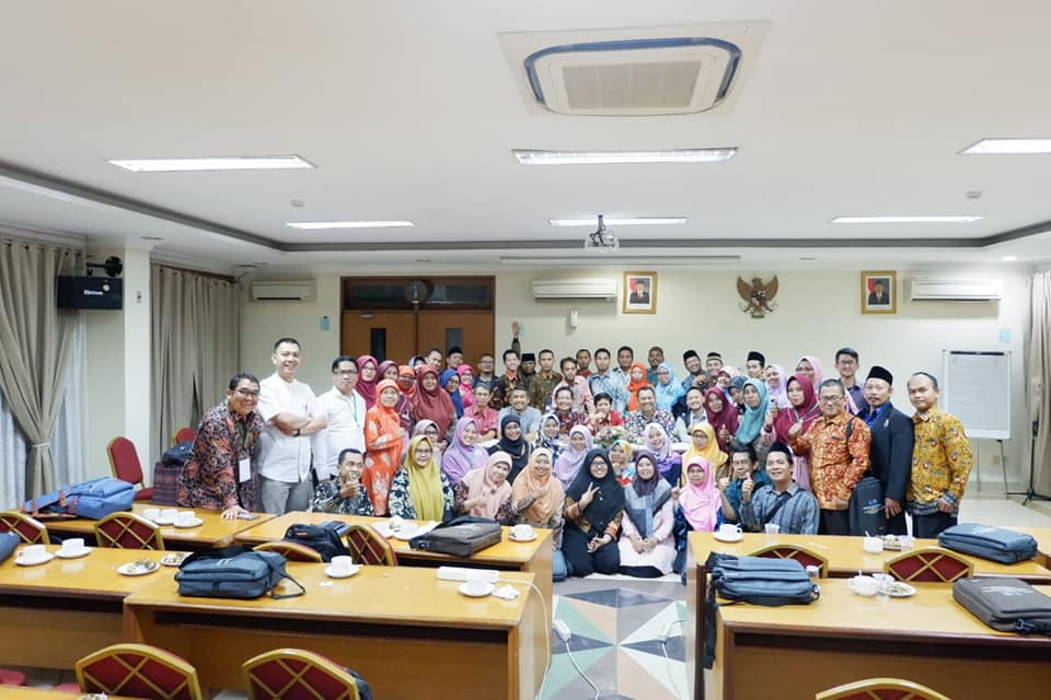 The Heads of PGMI Study Programs in Indonesia Visit the PGMI FITK Study Program