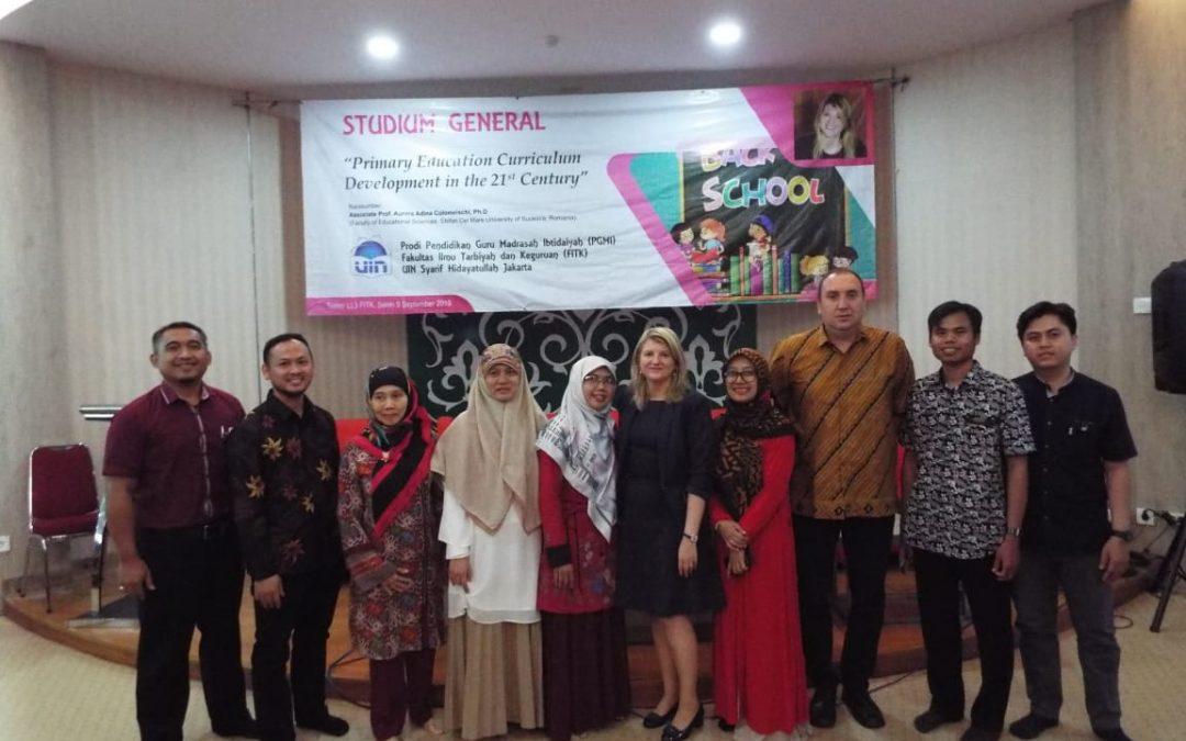 PGMI FITK holds studium generale on primary education curriculum development
