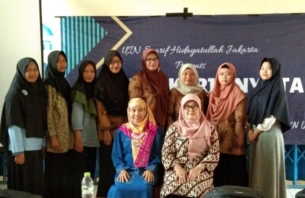 KKN UIN Jakarta Holds RPP Training in Bogor