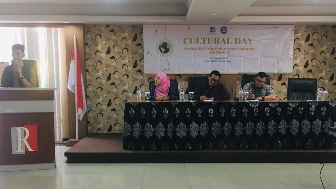Sambut Mahasiswa Baru, PLKI Gelar Cultural Day 2019